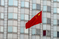 Chinese Embassy Berlin stock photos