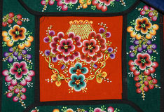 Chinese embroidery Royalty Free Stock Photography