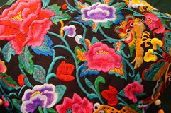 Chinese Embroidery Craft Stock Photos
