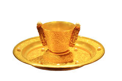 Chinese emperor's Cup Royalty Free Stock Image