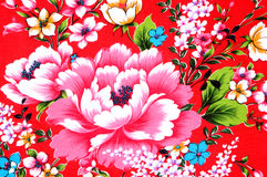 Chinese fabric Stock Photography