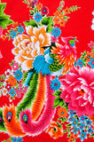 Chinese fabric Royalty Free Stock Photo