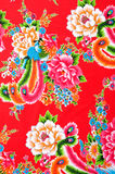 Chinese fabric Stock Photo