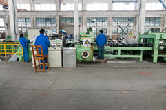 Chinese factories Stock Photo