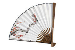 Chinese Fan royalty free stock photos