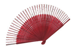 The Chinese fan Stock Image