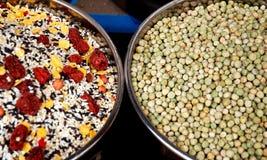 Chinese farm produce Stock Photo