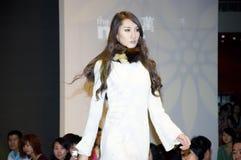 Chinese Fashion Week Stock Photography