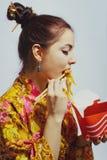 Chinese fastfood Stock Image