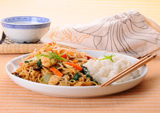 Chinese Feast royalty free stock photo
