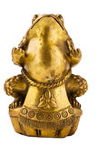 Chinese Feng Shui Frog for abundance and luck Stock Images