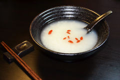 Chinese fermented glutinous rice wine Royalty Free Stock Images