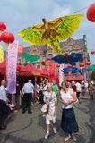 Chinese festival in dusseldorf, germany Royalty Free Stock Photos
