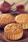 Chinese festival food Royalty Free Stock Image