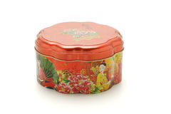 Chinese festive gift box Stock Image