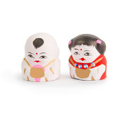 Chinese Figurines Royalty Free Stock Image