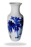 Chinese fine ceramic vase Royalty Free Stock Photography