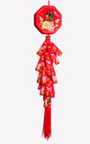 Chinese firecracker. In the spring festival,in the new year Stock Photos