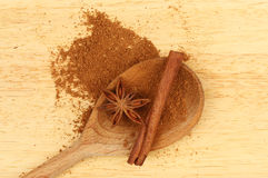 Chinese five spice Royalty Free Stock Images