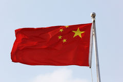 Chinese Flag Stock Photos