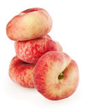 Chinese flat peaches Royalty Free Stock Photography