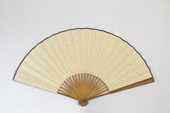 Chinese Fold Fan Stock Images