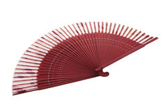 Chinese Folding Fan Royalty Free Stock Images
