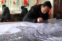 Chinese folk art Stock Photos