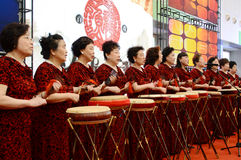 Chinese folk art Royalty Free Stock Image