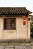 Chinese folk house Stock Images
