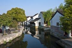 Chinese folk house Royalty Free Stock Photos