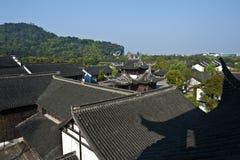 Chinese folk house Royalty Free Stock Images