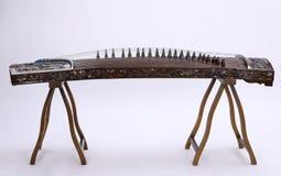 chinese music instrument guzheng stock photo image of