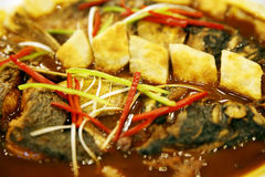Chinese food. On the table Royalty Free Stock Photography