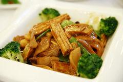 Chinese food. Delicious Chinese food on the table Stock Photography