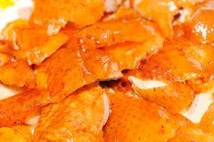 Chinese food Beijing Roast Duck Stock Photos