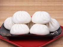 Chinese food - bun Royalty Free Stock Image