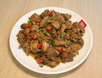 Chinese food Royalty Free Stock Photos