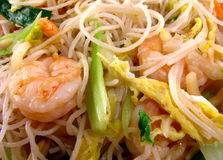 Chinese Food Close-up Stock Images