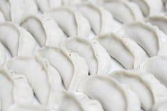 Chinese Food of dumpling Stock Photos