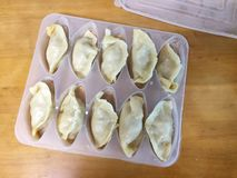 Chinese Food of dumpling Royalty Free Stock Images