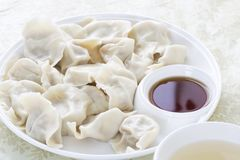 Chinese food Dumpling Royalty Free Stock Photos