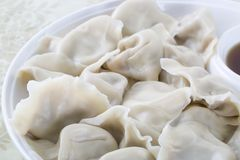 Chinese food Dumpling Royalty Free Stock Image