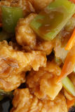 Chinese food. Fresh fish carp Royalty Free Stock Photography