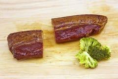 Chinese food fried dish Stock Photo