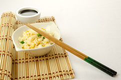 Chinese food, fried rice Stock Photography