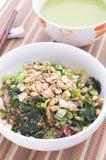 Chinese food hakka lui cha Royalty Free Stock Photo