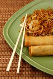 Chinese food II Stock Image