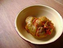 Chinese food ingredient pickled mustard tuber Stock Photo