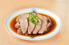 Marinated Duck Meat Royalty Free Stock Images